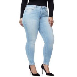 Good American Good Legs skinny jeans 12/31